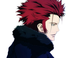 Mikoto Suoh | K Anime by LadyPirouette