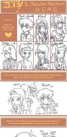 Character Obsession Meme by Saoto