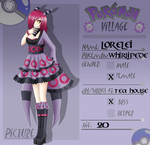 Poke-Village Lorelei NOT ACTIVE by Calibot
