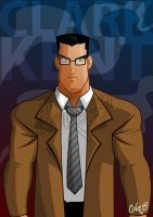Clark Kent Vector by Crike99