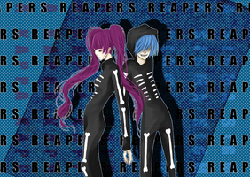 -Reapers- by GothicRaine1712