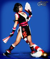 Mai Shiranui Maximum by DarkTifaStrife
