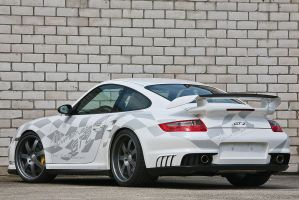 Wimmer Porsche GT2 Back by TheCarloos