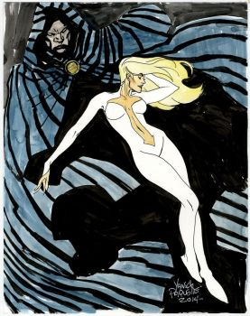 LSCC cloak and Dagger by YanickPaquette