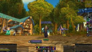 World of Warcraft UI March '11 by ArnoldRoelz
