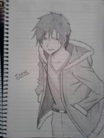 Izaya. by ADFlowright