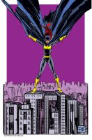 Classic Batgirl by scottreed
