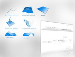 icon design for website by freestyler-87