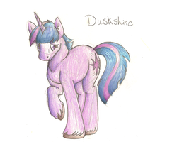 Dusk Shine Commission Example by StariChampion