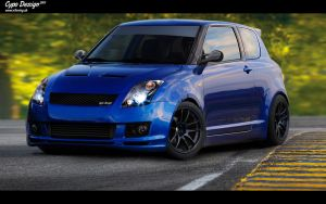 Suzuki Swift by CypoDesign