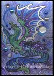 ACEO Dragon 07 by rachaelm5