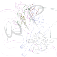 COM. ComePlay. WIP by CuteAnCuddly