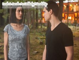 Leah and Jacob by CriminalMindsLover19