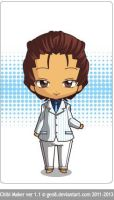 Smooth Crimimal MJ (Chibi Maker) by ButterfliesForMJ