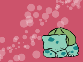 Bulbasaur by HeartSquared