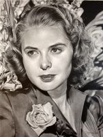 Ingrid Bergman-Golden Era 2 by Hongmin