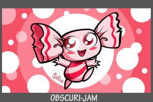 Obscuri-Jam: Candy by JaviDLuffy