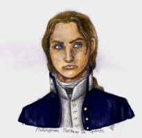 Midshiman Mathew De Guarde by Gekster