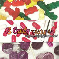 3 Candy Textures by MyShinyBoy