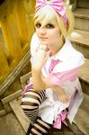 Alois Trancy - In Wonderland 02 by MyoTsubasa