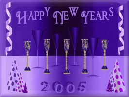 New Year 2005 by puddlz