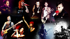 Paramore - 30 Seconds to Mars wallpaper by mmkrys