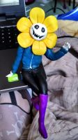 Flowey+Sans+Mettaton=...what? by Rukuha-san