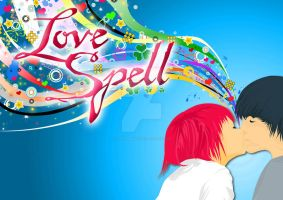 Love Spell Vector by AdREPUBLIKA