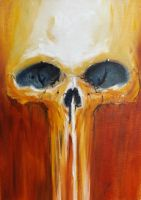 one hour skull by 50LbHead