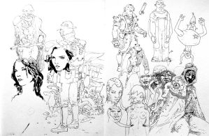 Sketches2-600 by lingy-0