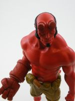 Hellboy Finished 2 by beastgrinder