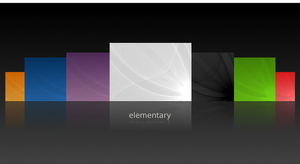 Elementary Wallpaper by lehighost