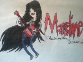 Marceline: The Vampire Queen by Rozzybufu248