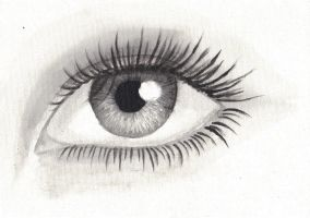 Eye by SaraL0UISE