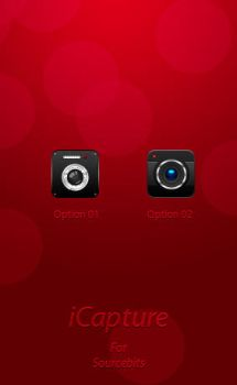 Camera App Icon by vdecides