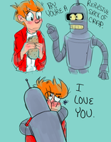 Bender thats not how it works by CookiemonsterMS