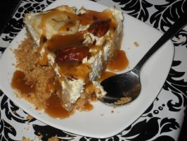 Banoffee Pie Slice by Bisected8