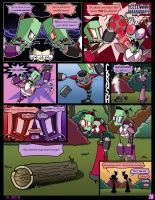 Dib in Wonderland- Page 18 by Spectra22