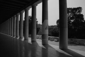 Endless Columns by Mcnicky