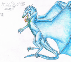 Arcon of the Ancients by FireDragon97