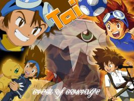 Tai Wallpaper by 6-5and5-11