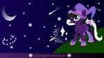 1/2 Commission: Twinkle twinkle lil star by ThunderboltX33