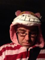 Tired old Cheshire Cat by BrendanR85