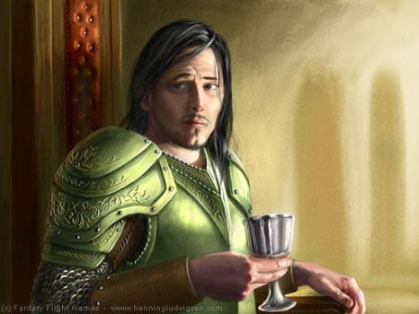Renly Baratheon 2 by henning