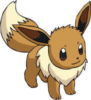 Eevee. by TwistedFeverComics