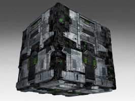 Borg Tactical Cube by lint77