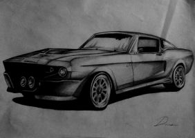 Mustang by DimaPS