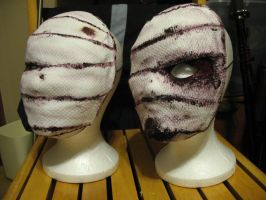 Silent Hill custom nurse masks by TheDarkAssassin444