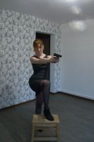 Agent Lisa 38 by Panopticon-Stock