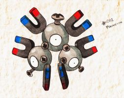 Magneton by Macuarrorro